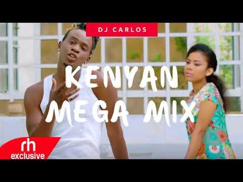 DJ CARLOS- 2017  KENYAN,BONGO,NAIJA MIX,Willypaul,Diamon,Alikiba,Wizkid,Davido,Tekno,king kaka