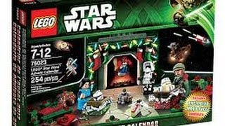 Lego Star Wars Advent Calendar 2013 Day 23 - Ja**o Clause