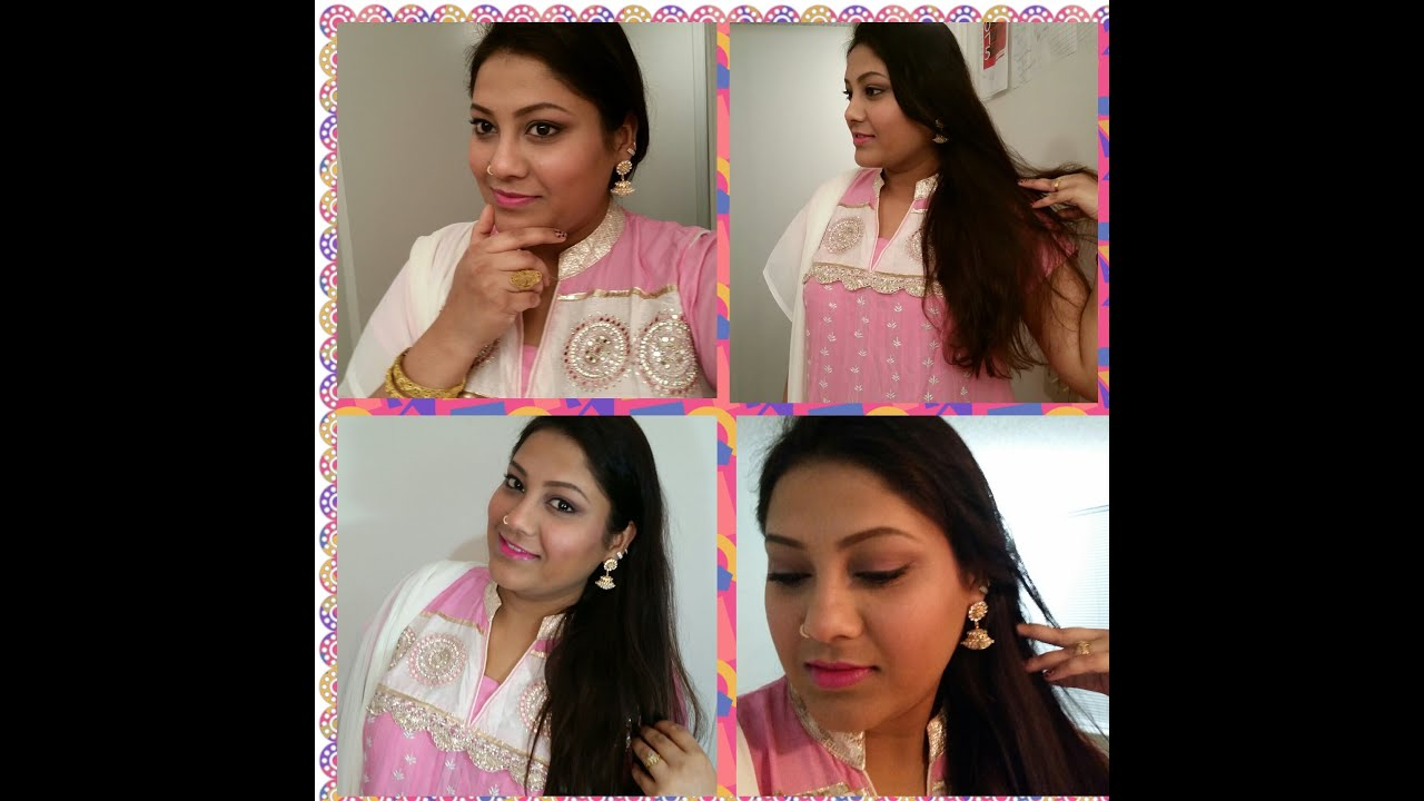 Simple Indian Party Makeup Get Ready With Me