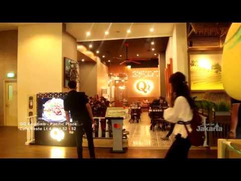 QQ kopitiam cafe & resto Pacific Place Jakarta