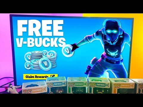 GET THIS FREE V-BUCKS SKIN in Fortnite! (FREE VBUCKS)