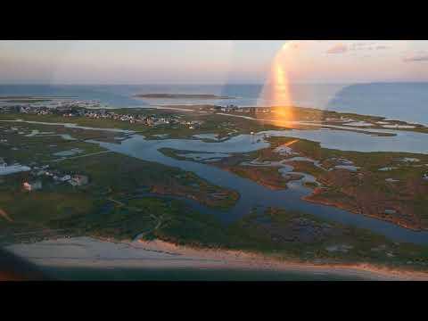 Tangier Island Flight In Cessna 172
