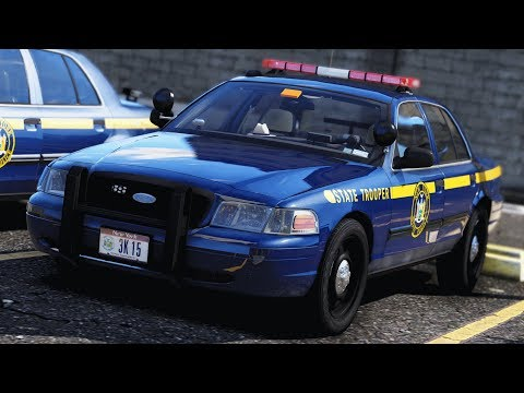 GTA 5 LSPDFR #531 | New York State Police | State Trooper Live Stream