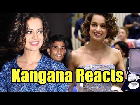 Kangana Ranaut REACTS On Winning 3rd National Award!