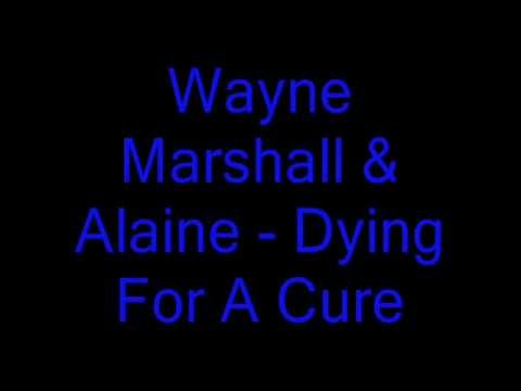 Wayne Marshall & Alaine - Dying For A Cure