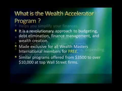Quick Analysis with the Wealth Accelerator