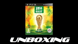 Video Unboxing - Fifa World Cup 2014 ps3 (Americanas Black Nigth) download MP3, 3GP, MP4, WEBM, AVI, FLV November 2017