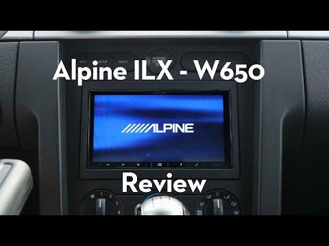 Alpine ILX-W650 Review