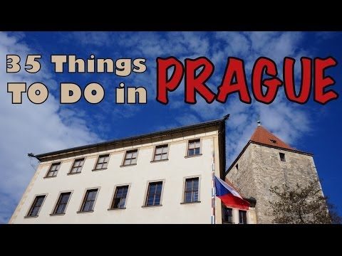 35 THINGS TO DO IN PRAGUE | Europe Travel Guide