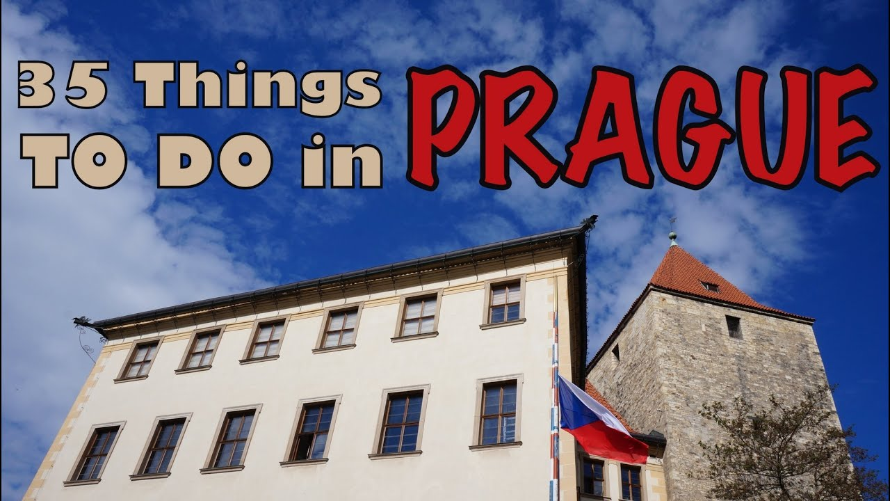35 things to do in prague europe travel guide youtube for Top ten prague