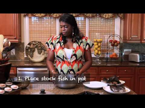 How to cook with Stock Fish