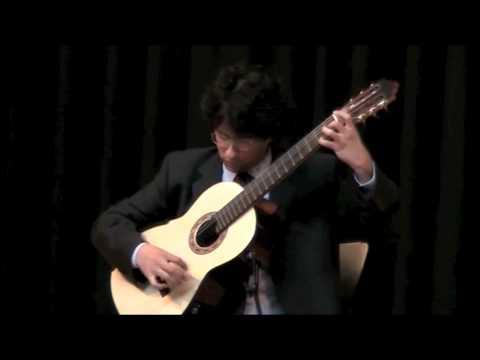 Frank Martin (1890-1974) Quatre Pièces Brèves. Pablo Garibay, guitarra.