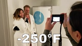 Cryotherapy at -250°F - Body Balance Vancouver Cryo Center Cryo Therapy - Thrifty Living Blog