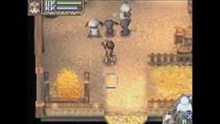 Rune Factory: A Fantasy Harvest Moon Nintendo DS Trailer -