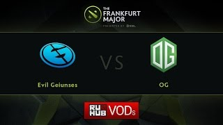 EG vs OG, Fall Major, LB Final, Game 3