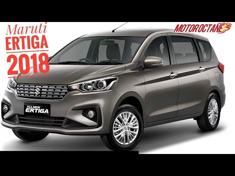 Maruti Ertiga 2018 Coming to India | MotorOctane