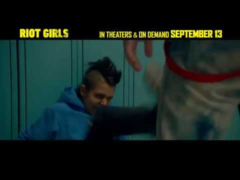 Riot Girls (2019) Exclusive Trailer Premiere HD
