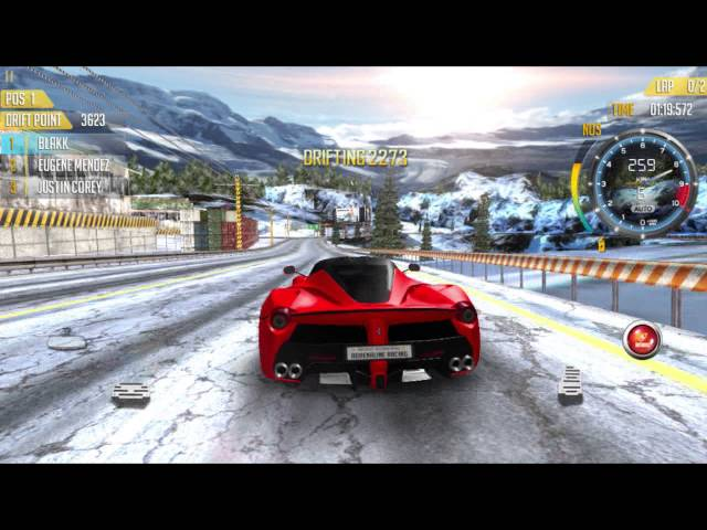 Adrenaline Racing Hypercars Zitu Techdroid