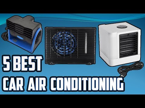 5 Best Car Air Conditioning