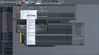 [Easy] FL Studio 12: How to Make A Rap Beat