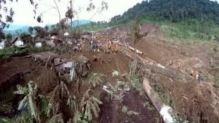longsor desa cibitung pangalengan kabupaten bandung