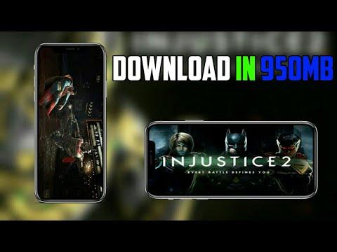 injustice 2 apk data 2018