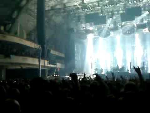 Rammstein-live in Frankfurt 11.12.09
