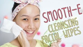 Review : Smooth-E Cleansing Facial Wipes Thumbnail