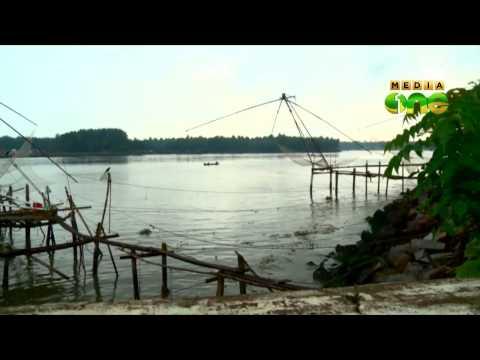 A journey to Munambam, Cherai Beach-Morning Walk 20-07-15