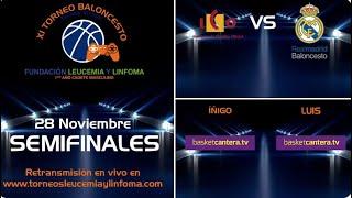Semifinal Torneo eSport FLL Cadete-Sub15 e Interempresas. 4 partidos en Directo.