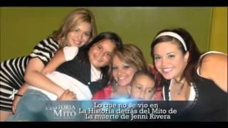 Lo Que No se vio de la muerte de Jenni Rivera : La Historia detrás del mito
