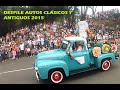 Desfile de Autos Cl�sicos y Antiguos, Feria de las flores 2015 //VIDEO 2//