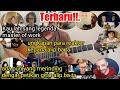 Reaction terbaru alip ba ta!!petikan gitar paling tidak normal | alip ba ta master of work