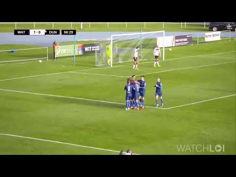 Waterford Dundalk FC Goals And Highlights