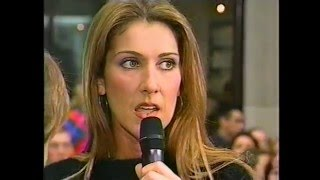Celine Dion - That's The Way It Is (Today Show 1999)