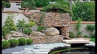 видео Натуральный камень в ландшафтном дизайне