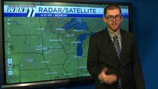 Alpena Weather - August 19, 2019