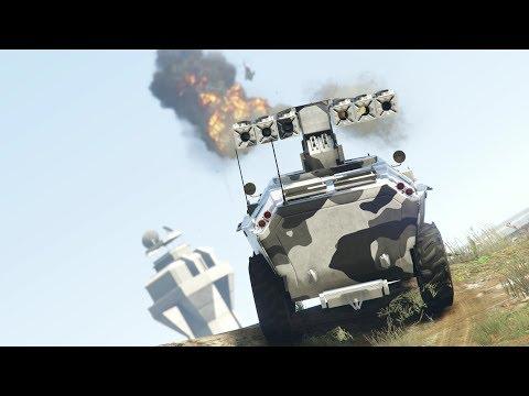 TROLLIAMO  COL NUOVO APC - GTA 5 ONLINE