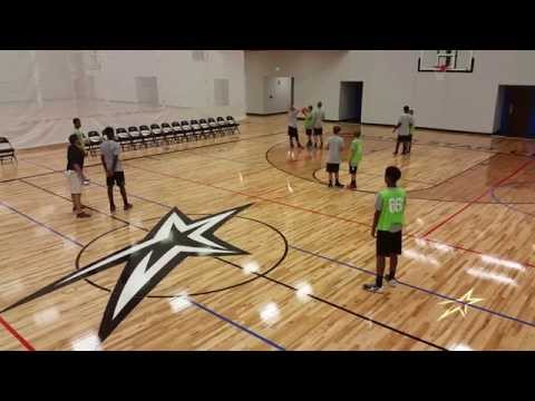 1-2-1-1 Trapping Press- Full Court