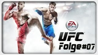 Lets Play EA SPORTS UFC #07 Walkthrough Gameplay Bonecrusher