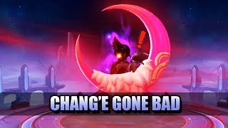 CRIMSON MOON IS HERE - NEW CHANG'E ELITE SKIN IN MOBILE LEGENDS