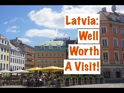 MUST SEE LATVIA