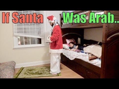 IF SANTA CLAUS WAS ARAB... thumbnail