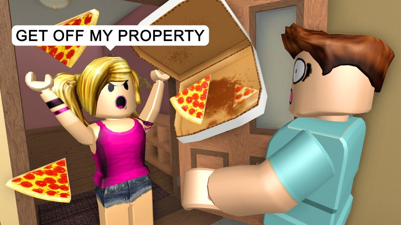 Pizza Delivery Gone Wrong Roblox Adventures Youtube