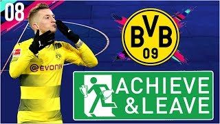 FIFA 19 | Achieve and Leave S3 Ep8 - 8 GOALS IN 29 MINUTES!!!