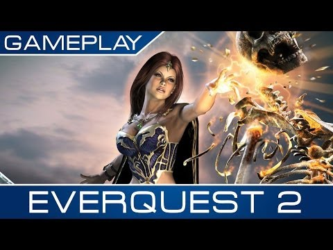 Gameplay, Tricks & Tipps - Everquest 2 - Free Online Games auf POGED