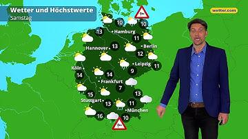 Wetter heute: Die aktuelle Vorhersage (04.10.2019)