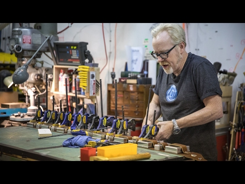 Adam Savage's One Day Builds: Chewbacca's Bandolier!