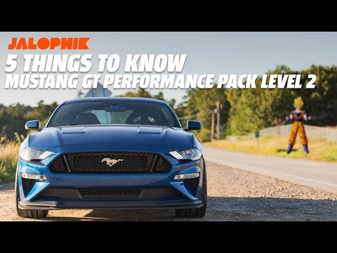 5 Things To Know About Ford Mustang GT Performance Pack Level 2