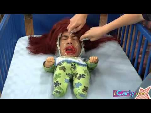 iCarly Baby Spencer's Makeover